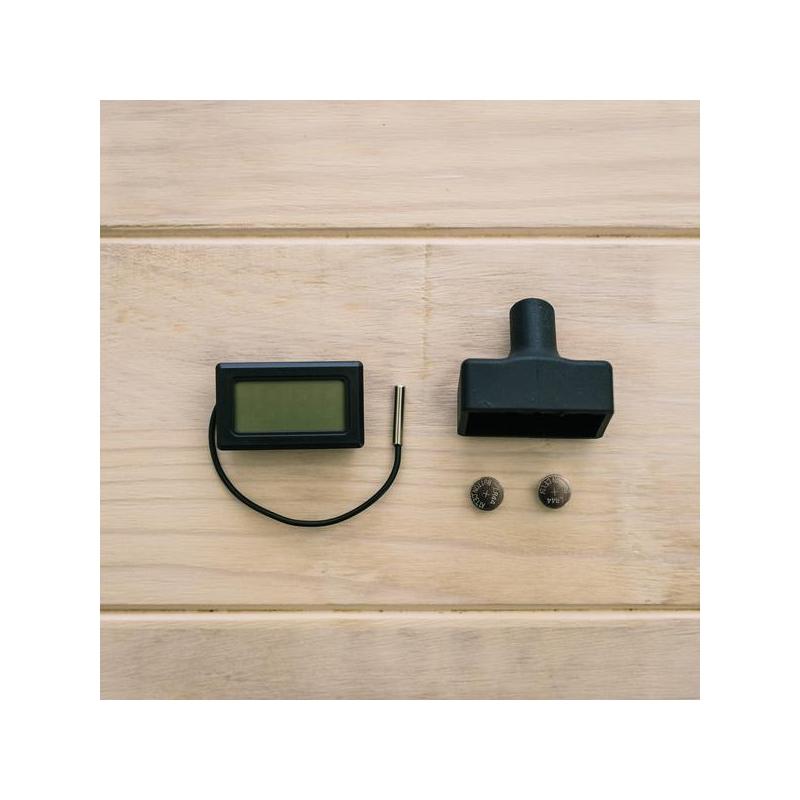 LCD Temp Display Module  -Celcius -Brew Master Bucket/ Chronical