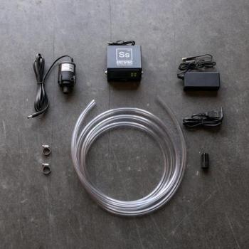 Sistema de control de temperatura para fermentadores conicos Ss