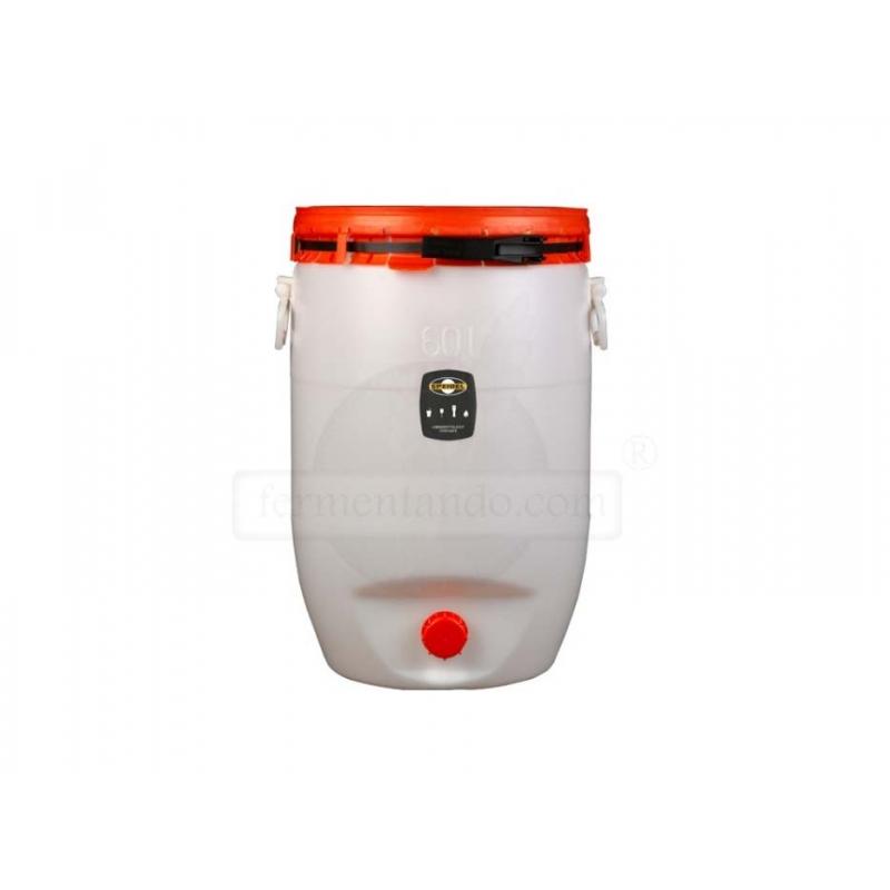 Fermentador de Plástico 60 litros