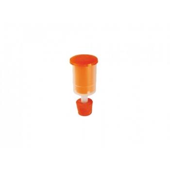 Tapón y Airlock para Fermentador de plástico