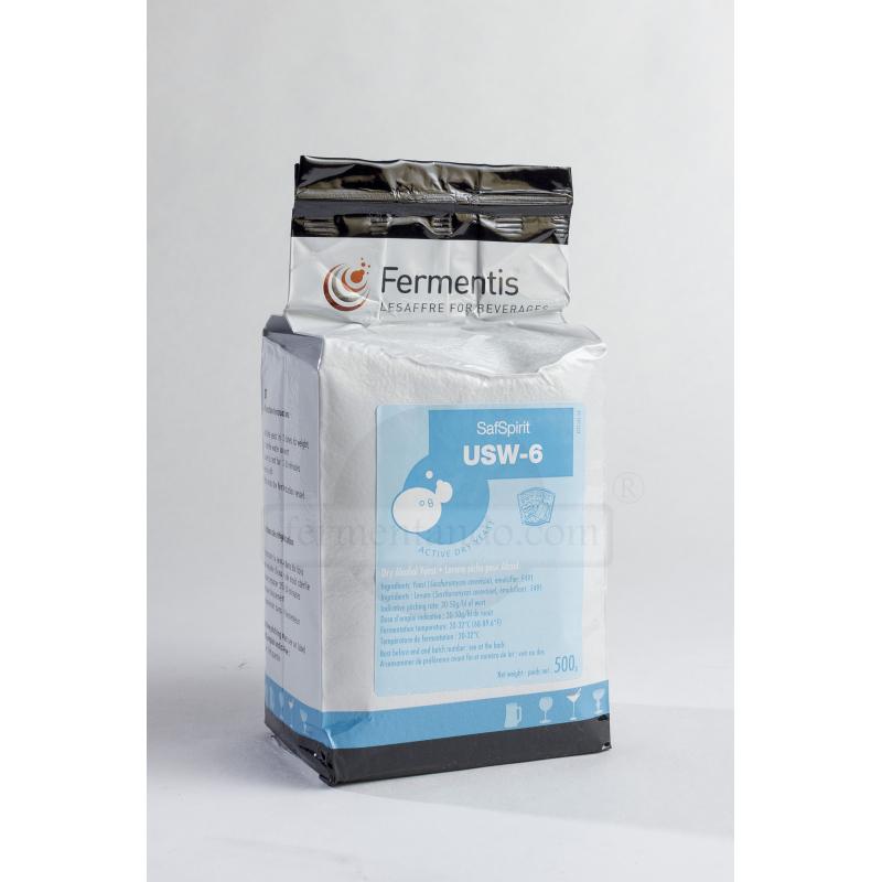 Fermentis - Safspirit USW-6 (AM Whiskey) (500 grs)