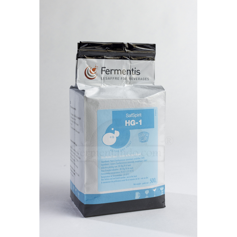 Fermentis - Safspirit HG-1 (500 grs)