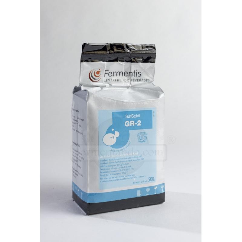 Fermentis - Safspirit GR-2 (Grain) (500 grs)
