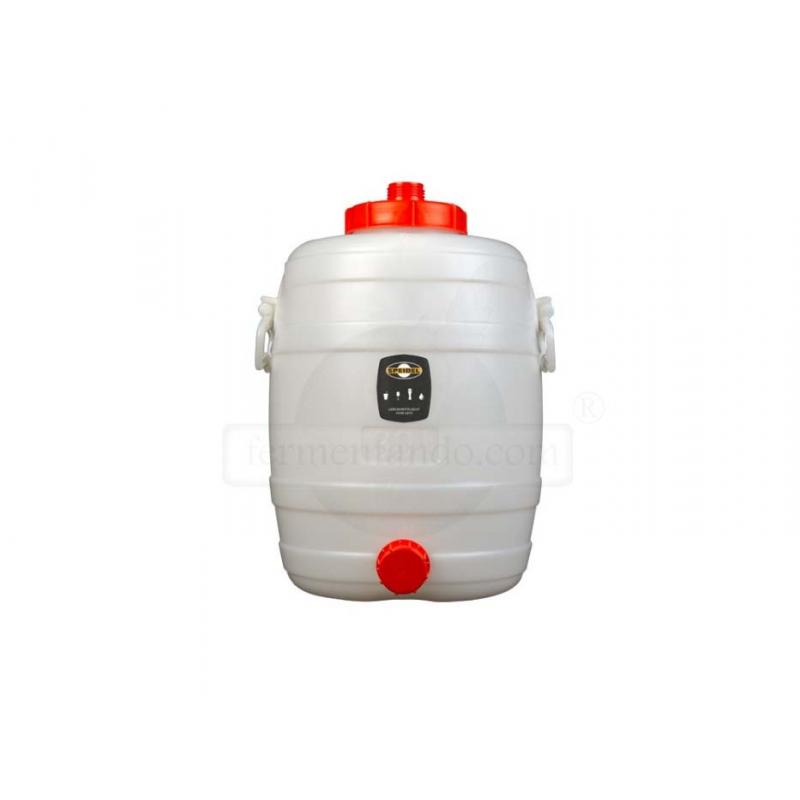 Fermentador de Plástico 30 litros