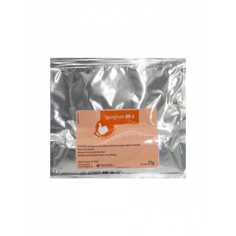 Fermentis - SpringFerm BR-2 (25 grs)