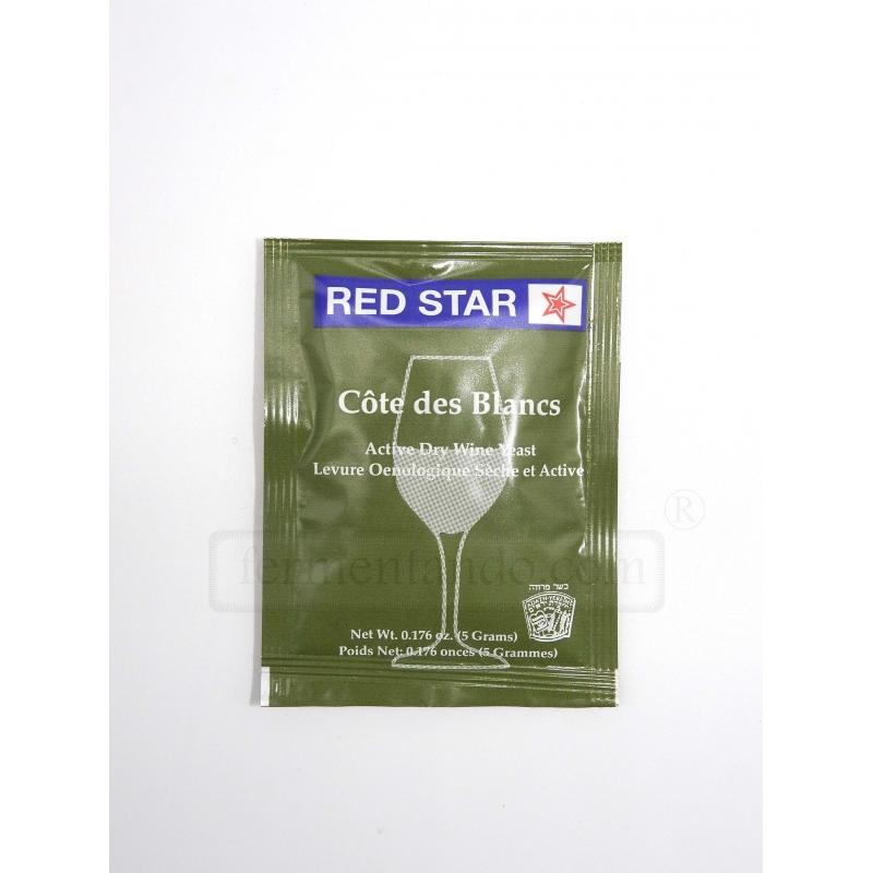 Levadura Premier Cotes des Blanc - Red Star