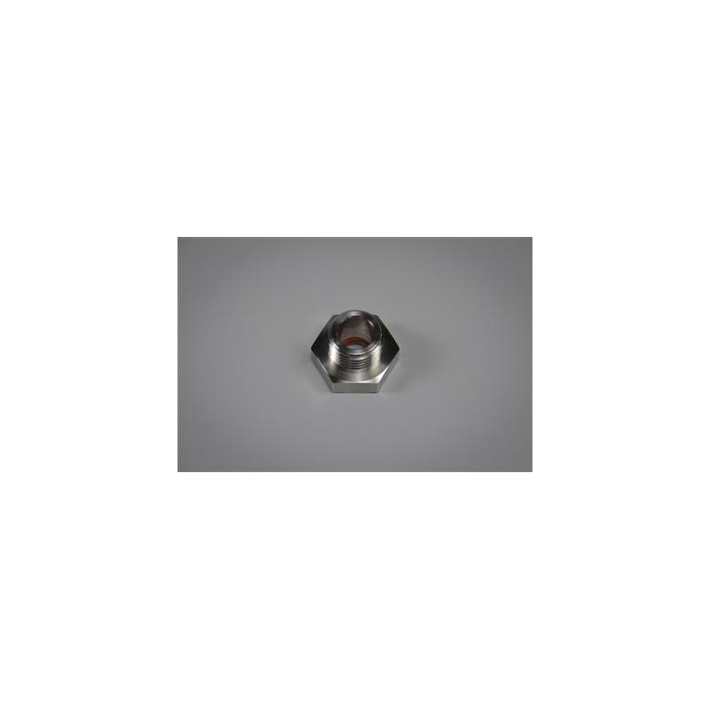 BoilerMaker Diptube Kettle Fitting Assembly (Kettle Drain Fitting and o-ring)