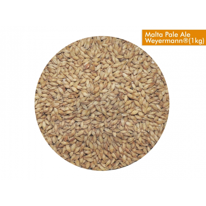 Malta Pale Ale - Weyermann® -1 kg