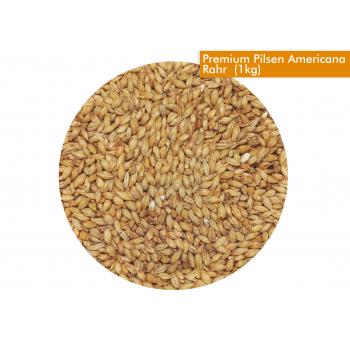 Malta Premium Pilsen Americana - Rahr - 1 kg