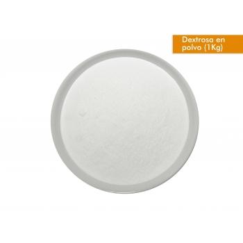 Dextrosa en Polvo (Monohidratada) (1 Kg)