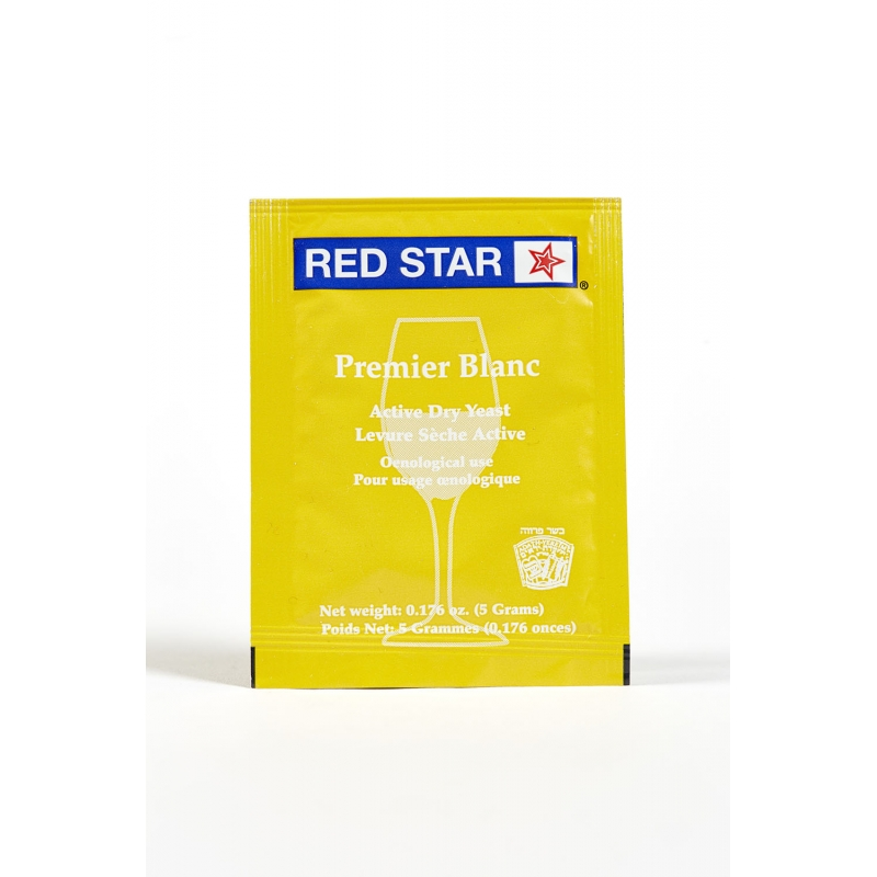 Levadura Premier Blanc (Champagne) - Red Star