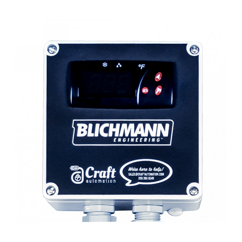 SINGLE TANK MOUNT CONTROLLER - Blichmann