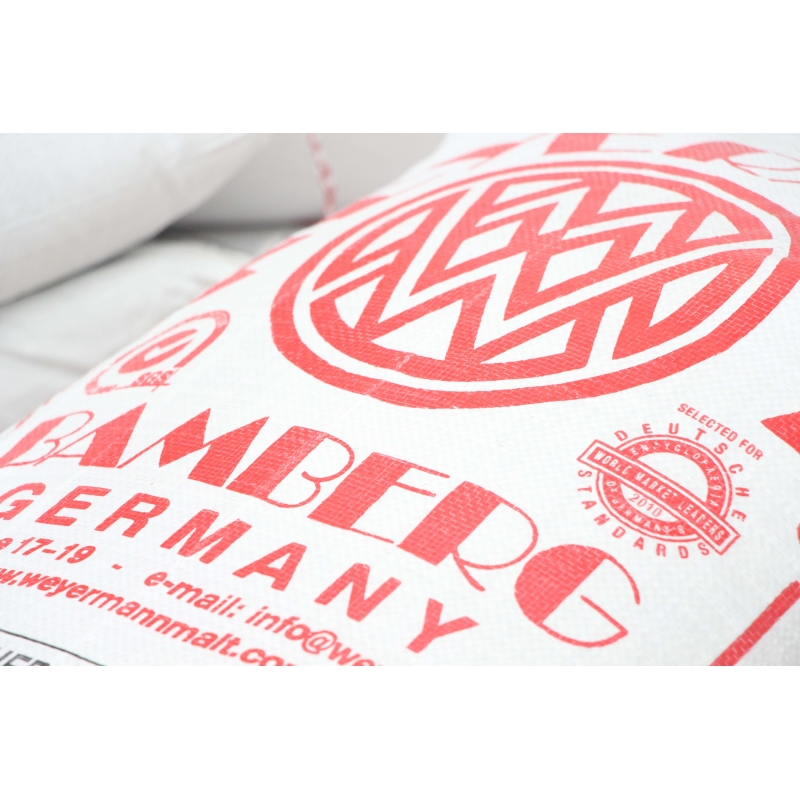 Malta Ahumada - Weyermann® - Costal de 25Kgs