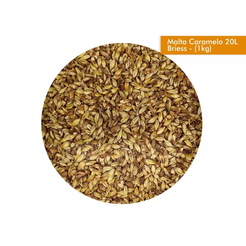 Malta Caramelo 20 L - Briess - 1kg