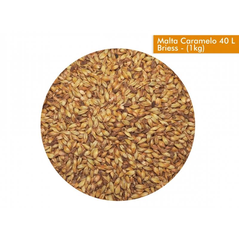 Malta Caramelo 40 L - Briess - 1kg