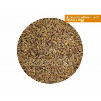 Malta Aromatic Munich 20L - Briess - 1 Kg