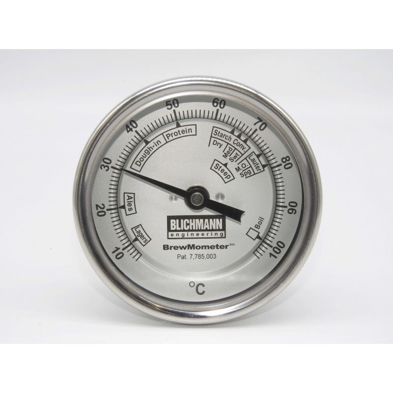 Termometro Ajustable - Para Perforación sin soldadura