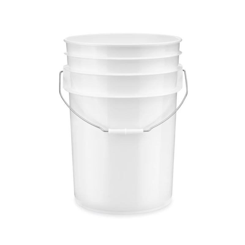Cubeta de plastico 6 gal (22.6 litros)