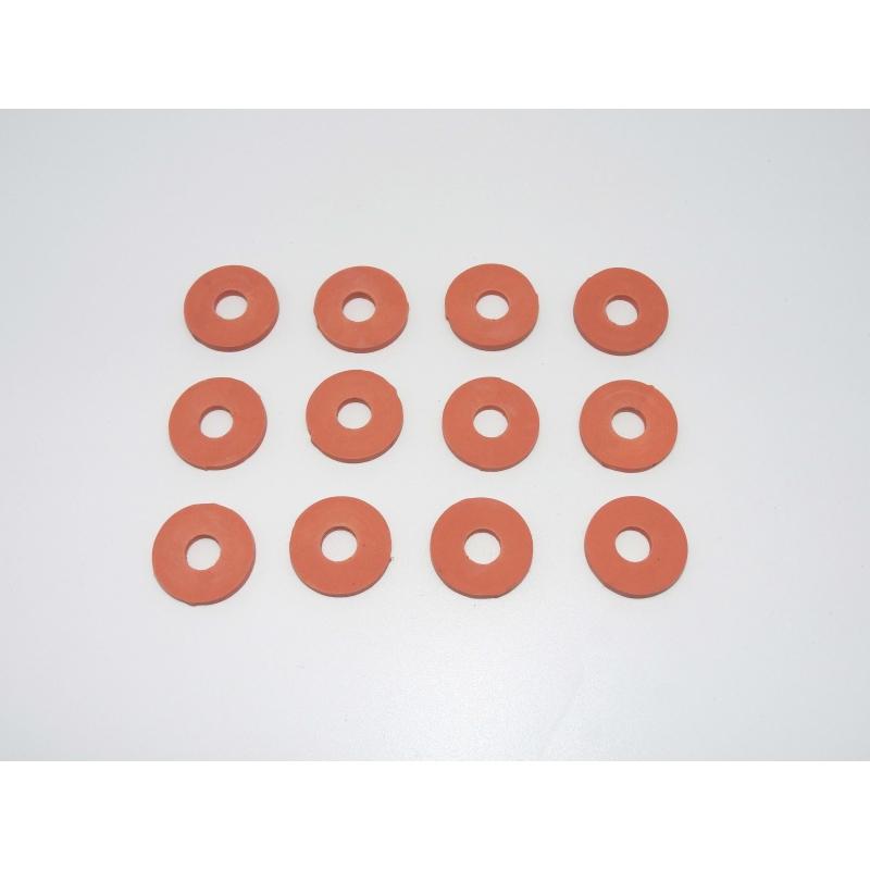 Empaques para tapa EZ Cap (Paq. c/12)