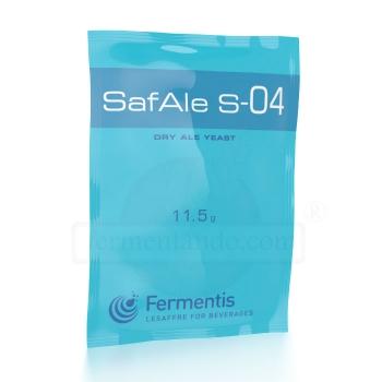 Levadura Safale S-04 - Fermentis (11.5 g)
