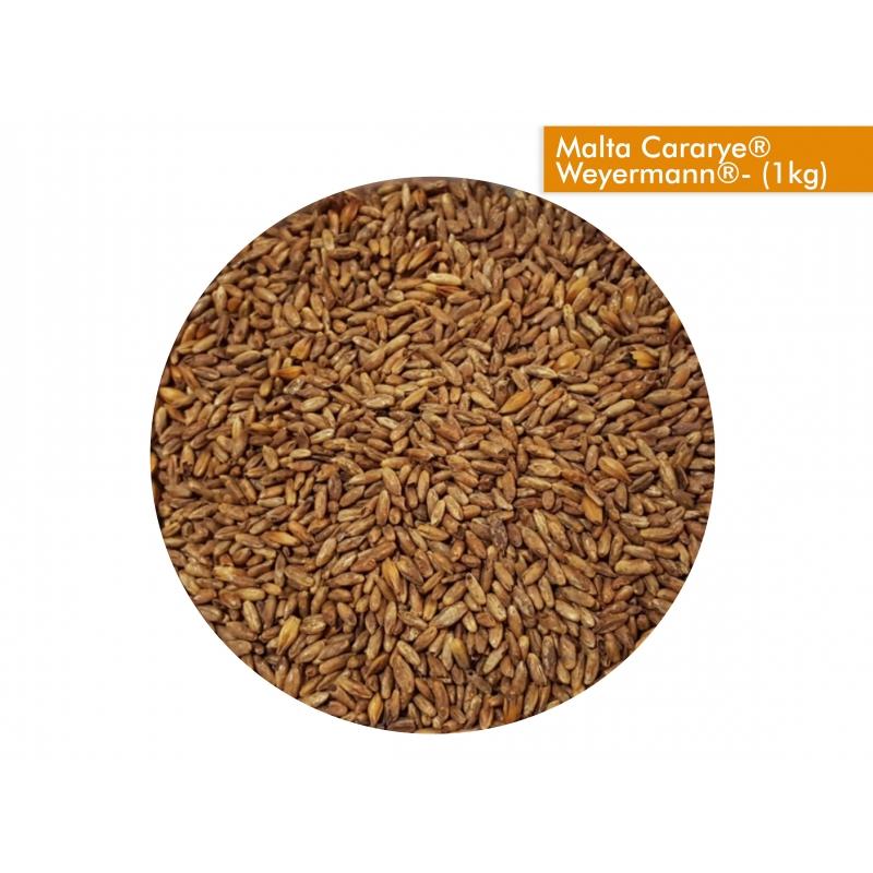 Malta Cararye® (Malta Caramelo de Centeno) - Weyermann® - 1kg -Outlet