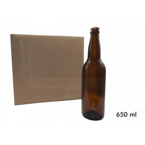 Botella 650ml - Caja 12 Botellas