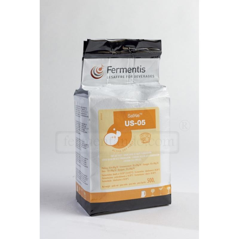 Levadura Safale US-05 - Fermentis  (500 grs)