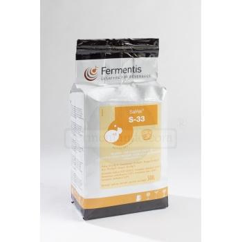 Levadura SafAle (Safbrew) S-33 - Fermentis (500 grs)