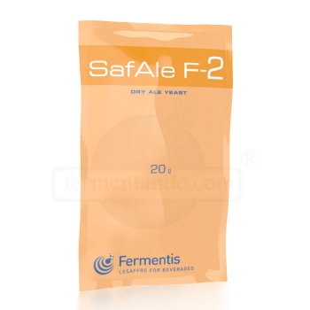 Levadura Safbrew F-2 - Fermentis (20 g)