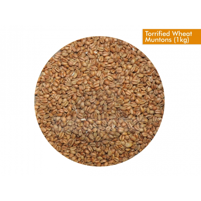 Muntons - Malta Torrified Wheat - (1KG)