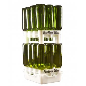 FastRack Botellas Grandes - Combo (2 Secadores y 1 Charola)