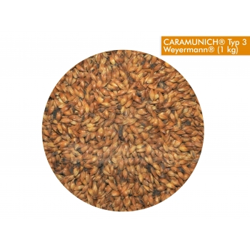 Malta CARAMUNICH® Typ 3  - Weyermann® - 1 Kg