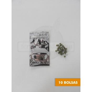 Bolsas Ziplock para Lúpulos - Chicas 3x5 (10 pzas)