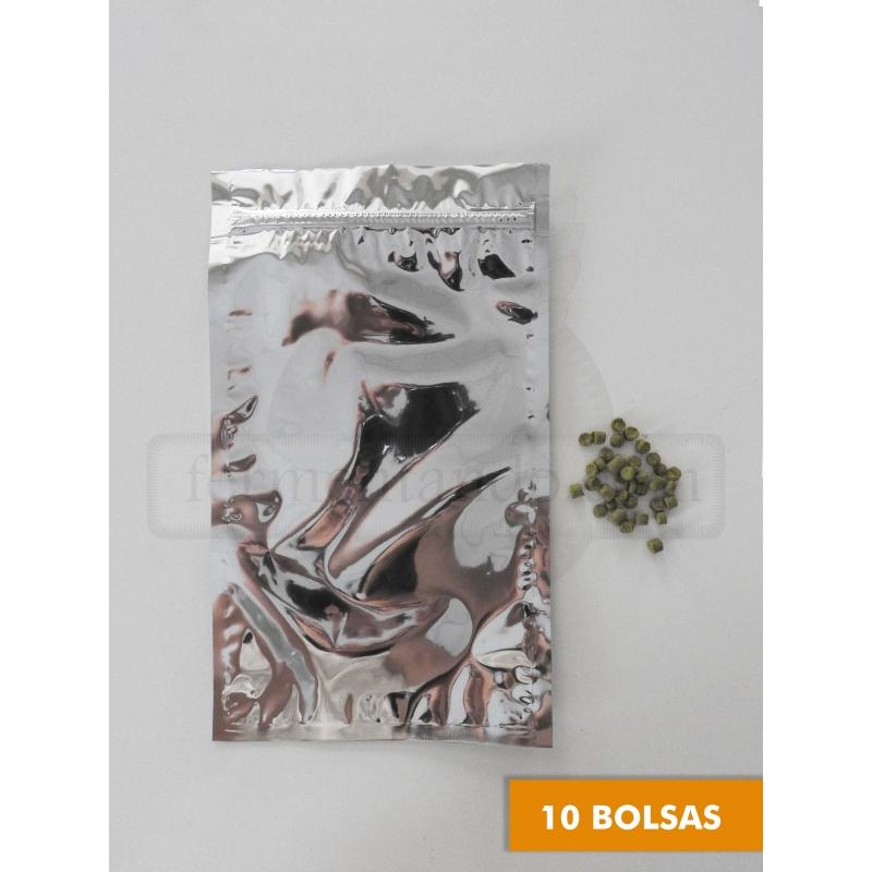 Bolsas para Lúpulos - Grandes 6x10 (10 pzas)