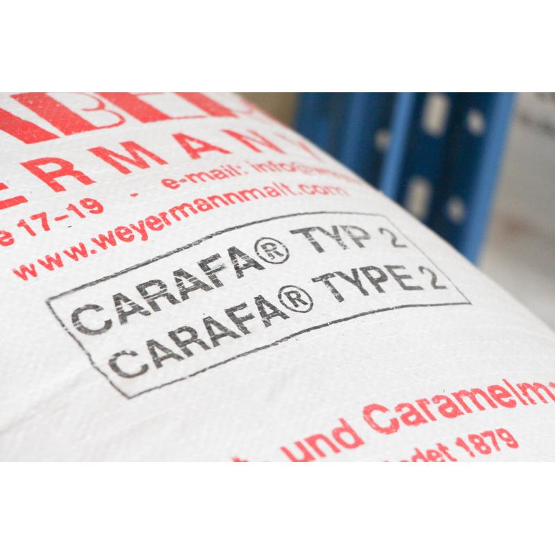 Malta CARAFA® Typ 2 - Weyermann® Costal 25 kg