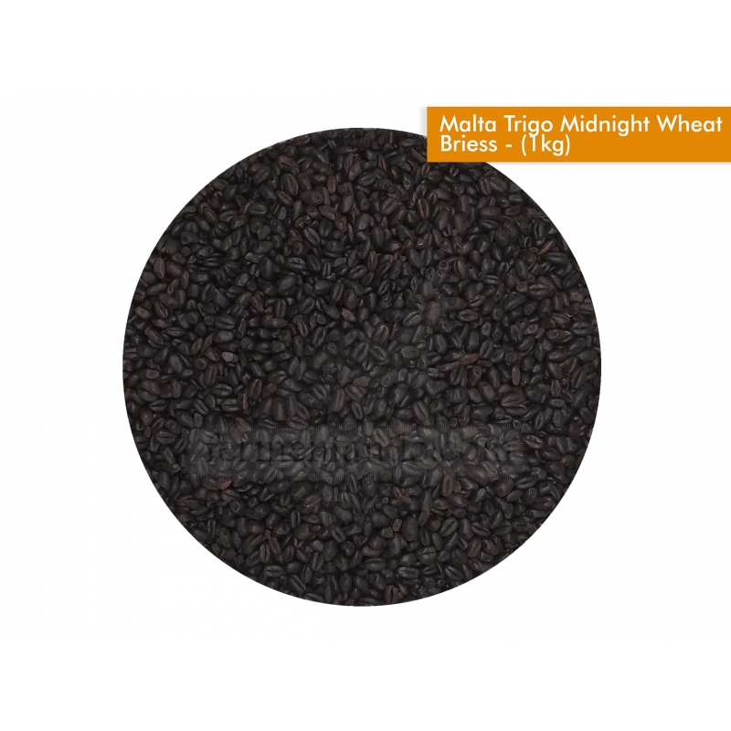 Briess Malta Trigo Midnight Wheat - 1 kg