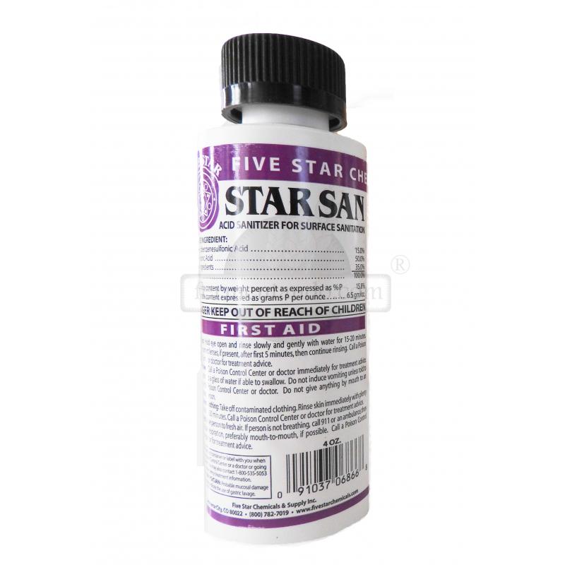 Star San - 4 oz