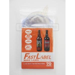 FastLabel - Cerveza 12 oz (70 pzas)