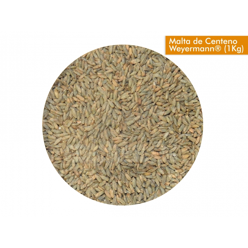 Malta de Centeno - Weyermann® - 1kg