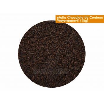 Weyermann® Malta Chocolate de Centeno - 1 kg - Outlet