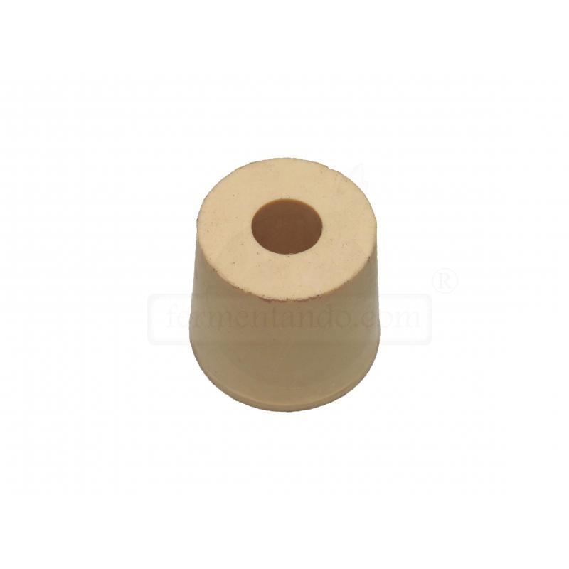Tapon #5 con perforacion para Airlock