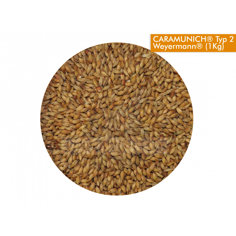 Weyermann® Malta CARAMUNICH® Typ 2 1kg