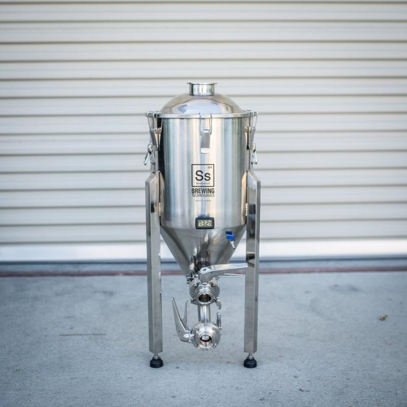 Fermentador Chronical BrewMaster -7 Gal - Fahrenheit - SSBrewtech