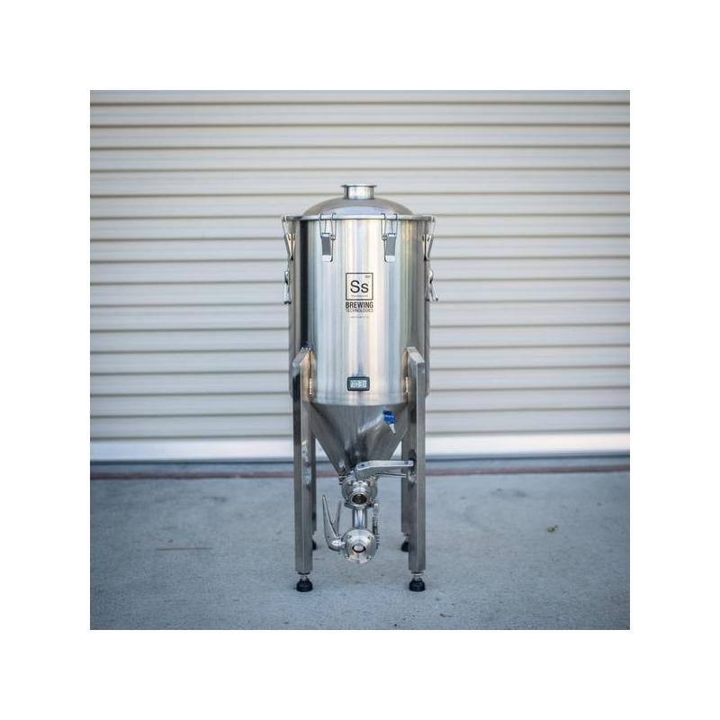 Fermentador Chronical BrewMaster -14 Gal - Fahrenheit - SSBrewtech