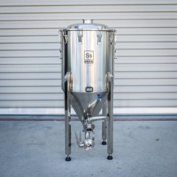 Fermentador Chronical BrewMaster - Half Barrel - Celsius - SSBrewtech