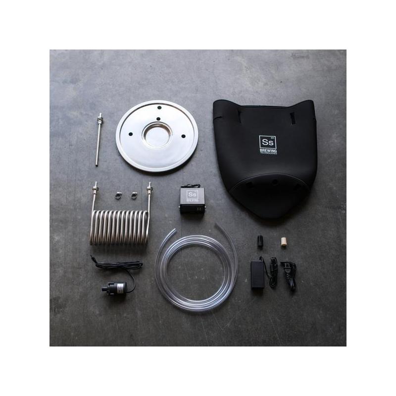 Sistema de control de temperatura para ollas Brew Bucket