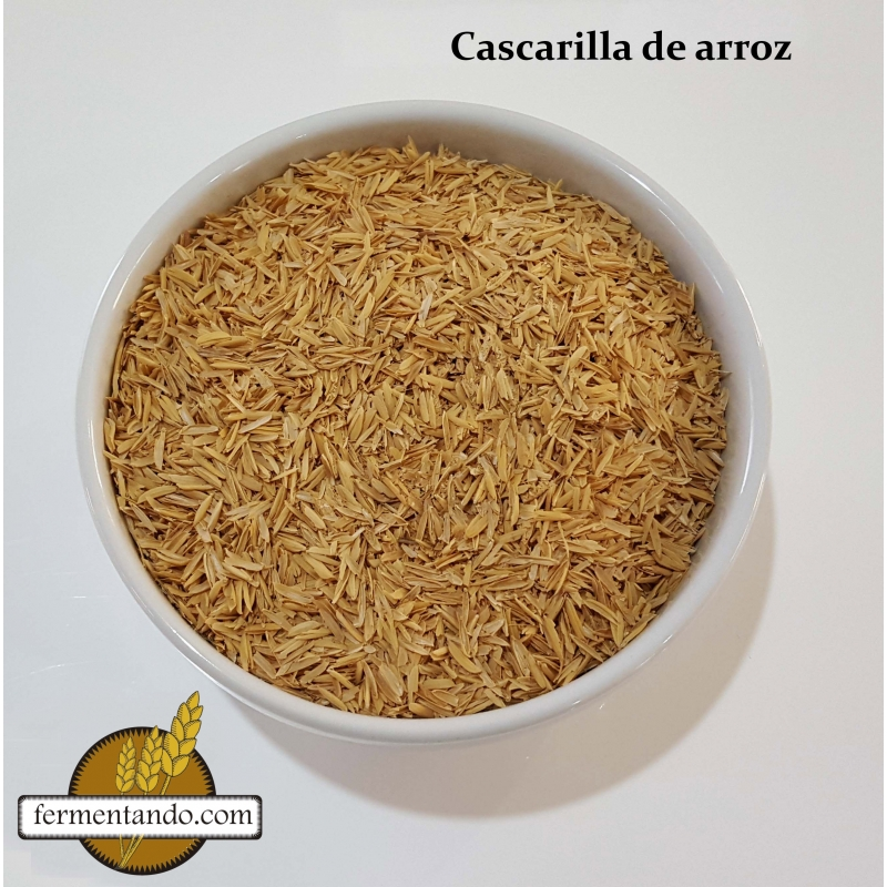 Cascarilla de Arroz (Costal)
