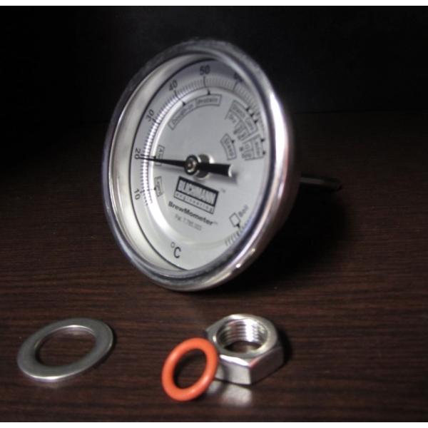 Termometro Fijo - Para perforación sin Soldadura