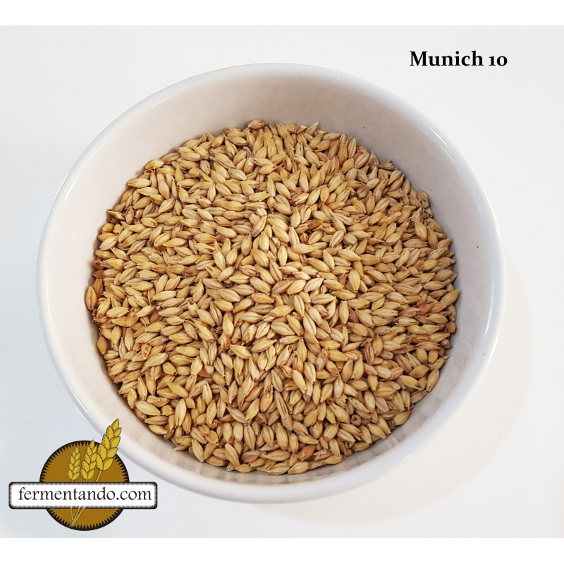 Malta Bonlander Munich 10L - Briess - Costal (22.68kgs)