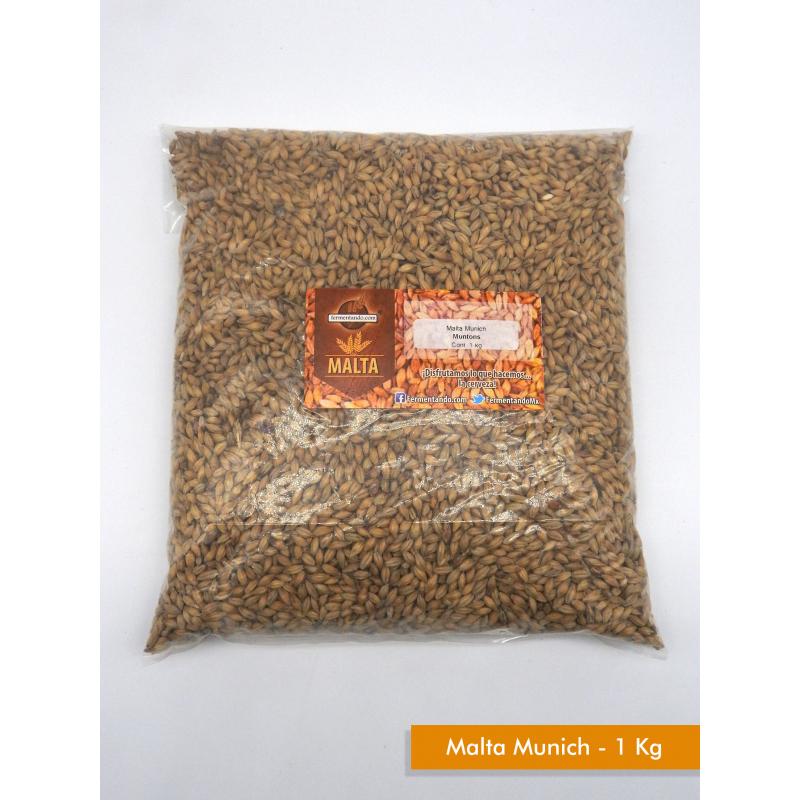 Muntons - Malta Munich Malt (Bolsa 1 kg)